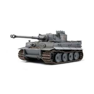 Tamiya 1/25 German Tiger I Tank Model Kit: Toys & Games