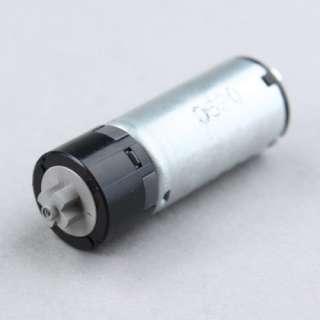6V 37.5 150RPM Gear Box Motor