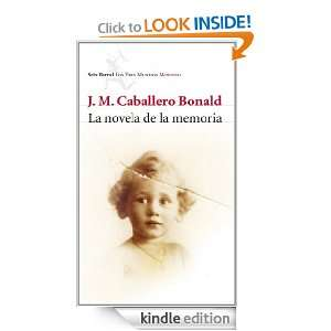 La novela de la memoria (Biblioteca Los Tres Mundos) (Spanish Edition