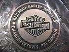 Red Rock Harley Davidson PEI Canada Large Flat Dip Dot