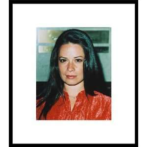 Holly Marie Combs, Pre made Frame by Unknown, 13x15: Home