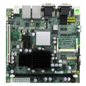 i3336 1.6GHz Industrial Mini ITX Atom Motherboard MB Electronics