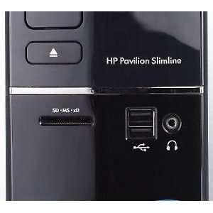 Hp Pavilion Slimline Desktop Computer Complete Everything