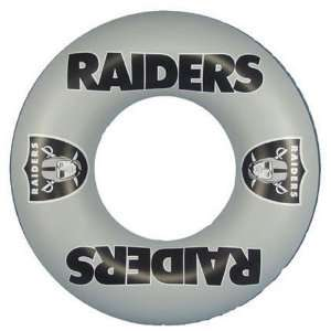 Oakland Raiders Inner Tube Pool Float Toys & Games