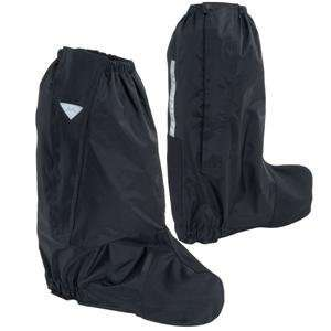 Tour Master Deluxe Boot Rain Covers   Large/Black