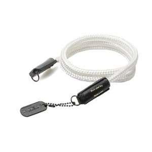 Black Label Bag Silk Cord Strap    Royal White Camera