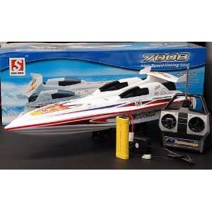 Remote Control Electric EP RC Racing Speed Boat    NEW! Toys & Games