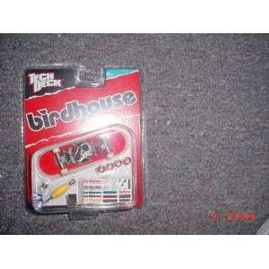 Tech Deck Birdhouse Tony Hawk Fingerboard 96mm Toys & Games