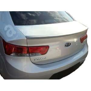 2010 Kia Forte Koup Lip Spoiler   Factory Style   Painted