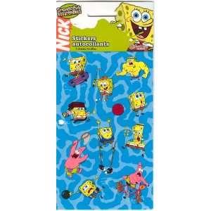 Nickelodeon Spongebob Squarepants Stickers (2 Sheets