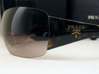 New Authentic Hot Prada Sunglasses SPR 22MS 2AU 6S1 PR 22MS 22M Made