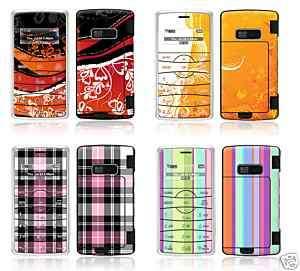 LG enV2 Skins Covers Cases Decals VX9100 envy 2