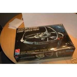 Star Trek Deep Space Space Station Huge Model Toys & Games