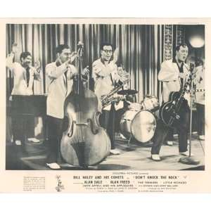 DONT KNOCK THE ROCK BILL HALEY AND HIS COMETS LOBBY