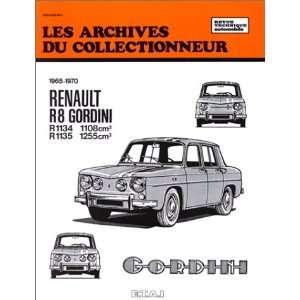 Gordini (1965/1970) N 25 (French Edition) (9782726899212): Etai: Books