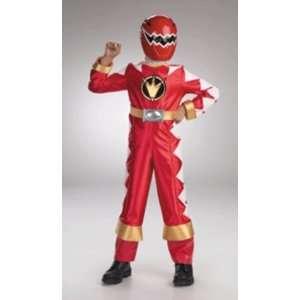 Power Ranger Red DLX, 4 6