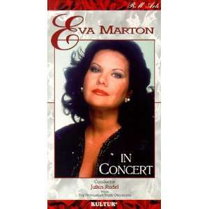 Eva Marton in Concert [VHS] Eva Marton Movies & TV