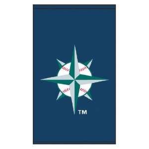 Roller & Solar Shades MLB Seattle Mariners Cap Logo 2