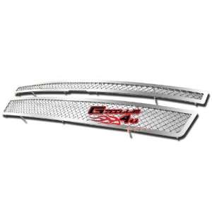 07 12 2011 2012 Chevy Tahoe/Suburban/Avalanche Mesh Grille