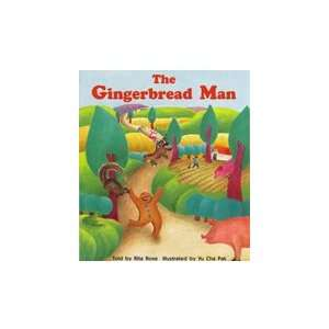 The Gingerbread Man Guided Reading 5pk, Level 1 Houghton