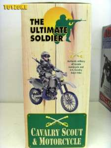 CAVALRY SCOUT & MOTORCYCLE ULTIMATE SOLDIER SWAT