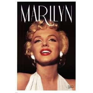 Marilyn Monroe   Head Shot by Bernard Hollywood 24x36