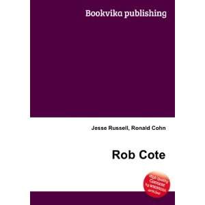 Rob Cote Ronald Cohn Jesse Russell Books
