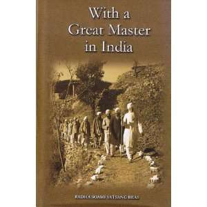 With a Great Master in India: Julian P. Johnson: Books