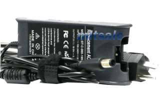AC ADAPTER POWER SUPPLY CORD DELL Latitude D530 PP17L