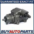 POWER STEERING GEARBOX FOR FORD TRUCK VAN BRONCO RANGER BRONCO II
