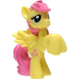 Pony Friendship is Magic 2 Inch PVC Figure Fluttershy: Toys & Games