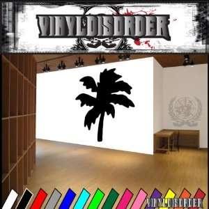 Trees Palm Tree NS008 Vinyl Decal Wall Art Sticker Mural