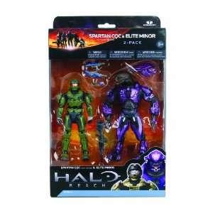 McFarlane Toys Halo Reach Series 2   Spartan vs Elite 2