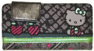 Loungefly Sanrio Hello Kitty Apples Clutch Wallet Brand New With Tag