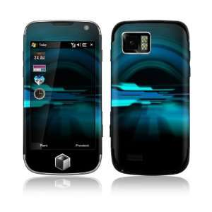 Abstract Future Night Blue Decorative Skin Cover Decal