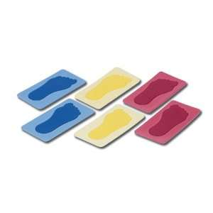 Kids Feet Markers (Set of 6): Sports & Outdoors