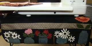 Primitive Gatherings Sewing Machine mats pattern