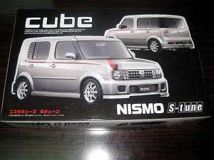 Fujimi 1/24 Nissan Cube S tune Nismo Model Kit #03667