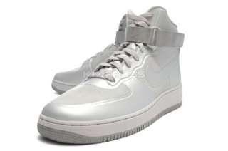 Nike Air Force 1 Hi HYP PRM [454433 001] Hyperfuse Premium Neutral