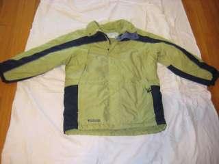 Columbia Winter Coat Boys Girls Size 14 16 XL 152 Ski Jacket Warm
