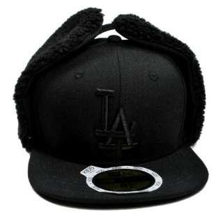 NEW ERA MLB KID SIZE DOG EAR LOS ANGELES DODGERS BLACK