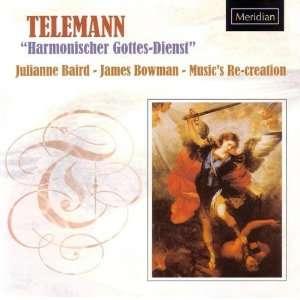 Telemann: Harmonisher Gottes Dienst: Georg Phillip Telemann