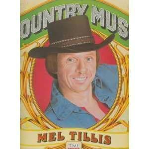 country music (TIME LIFE 111  LP vinyl record): MEL TILLIS: Music
