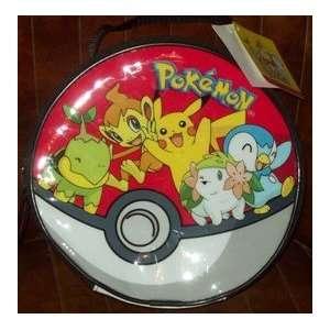 Pokemon Lunch Bag ~ Pikachu, Turtwig, Piplup, Chimchar