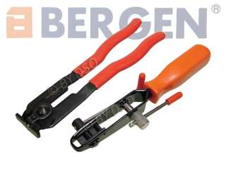 BERGEN Pro CV Clamp Tool and CV Joint Boot Clamp Pliers