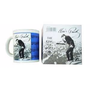 Elvis Presley mug The King Of Rock & Roll Toys & Games