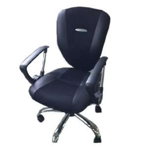 FURINNO Hidup Mesh Fabric Executive Chair, Black, WA 205 1