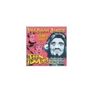 Wolfman Jacks Teen Idols Various Artists Music