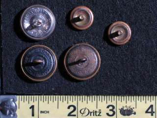 Vintage U.S. Army & Air Force Buttons   Art Metal Works & More