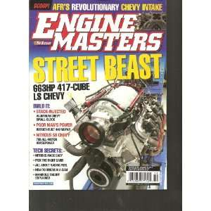 Engine Masters Magazine / Hot Rodding (Street Beast, Winter 2010